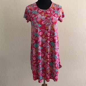 🌸 LuLaRoe Scarlett dress Sz:12 fits women xs-s🌸